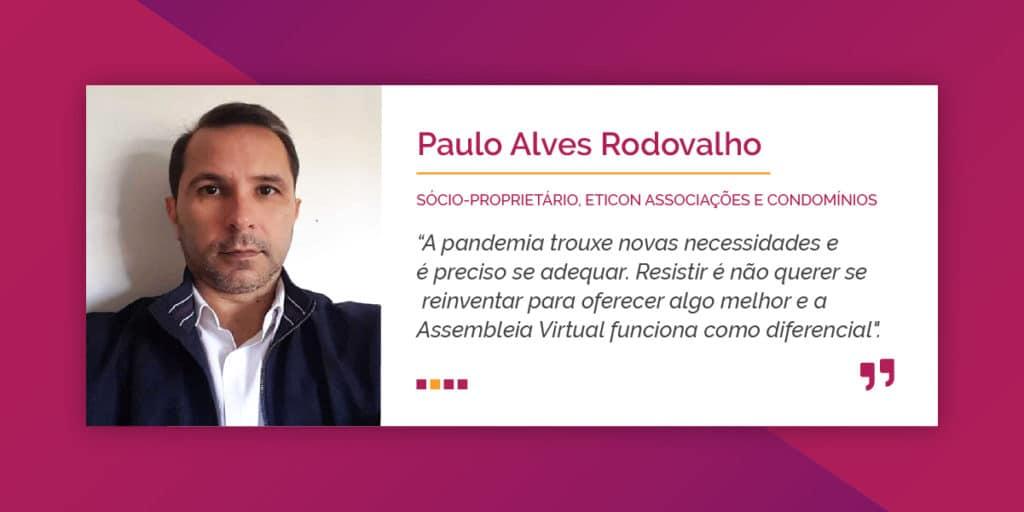 Case sucesso assembleia virtual