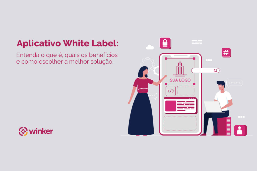 aplicativo white label